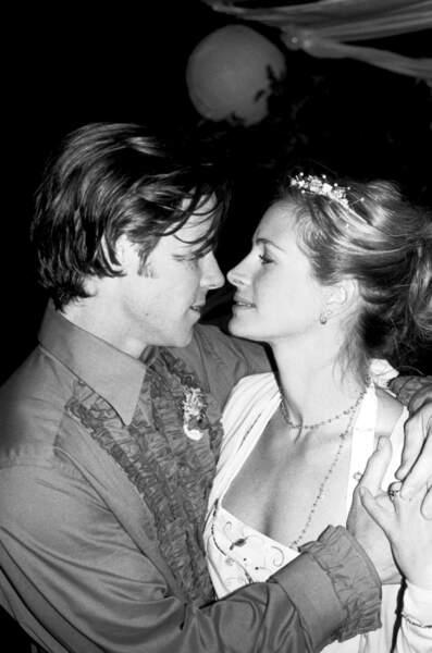 Julia Roberts et Daniel Moder...