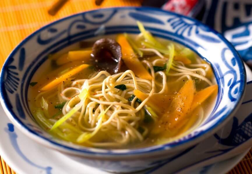 Soupe de nouille Udon