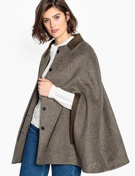 Manteau tendance: cape