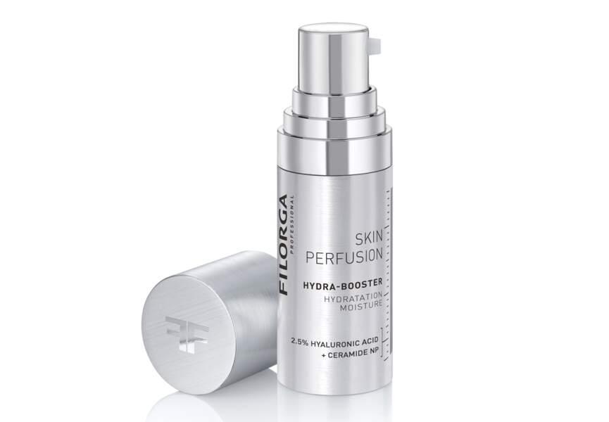 La cure Hydra-Booster Skin Perfusion Filorga