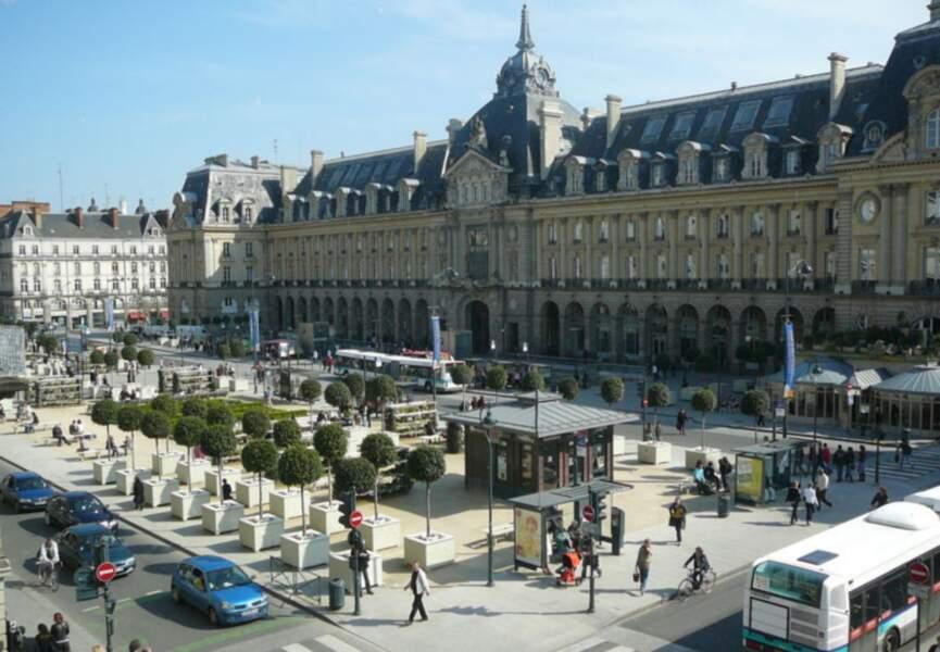 Rennes : la dynamique