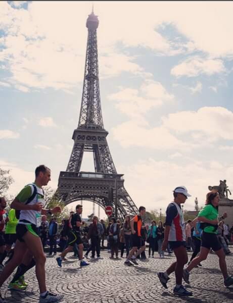 9 – Le marathon de Paris