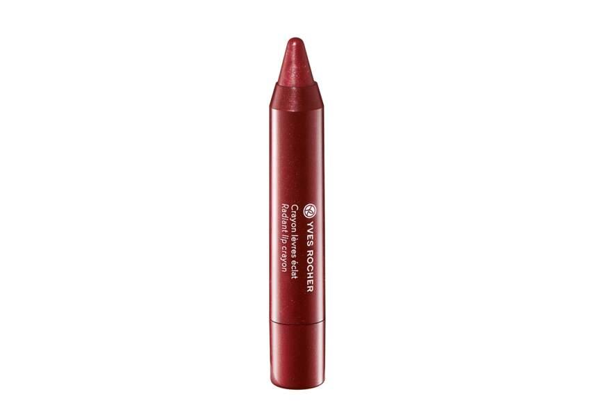 Crayon Lèvres Éclat Cramberry Scintillant, Yves Rocher