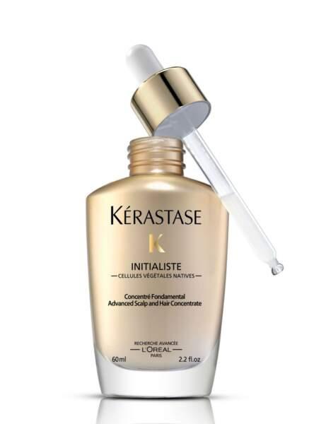 Fortifiez vos cheveux  avec Kérastase