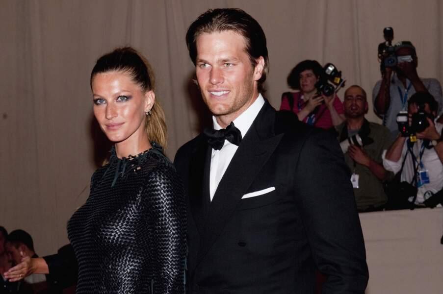 Gisele Bündchen et Tom Brady...