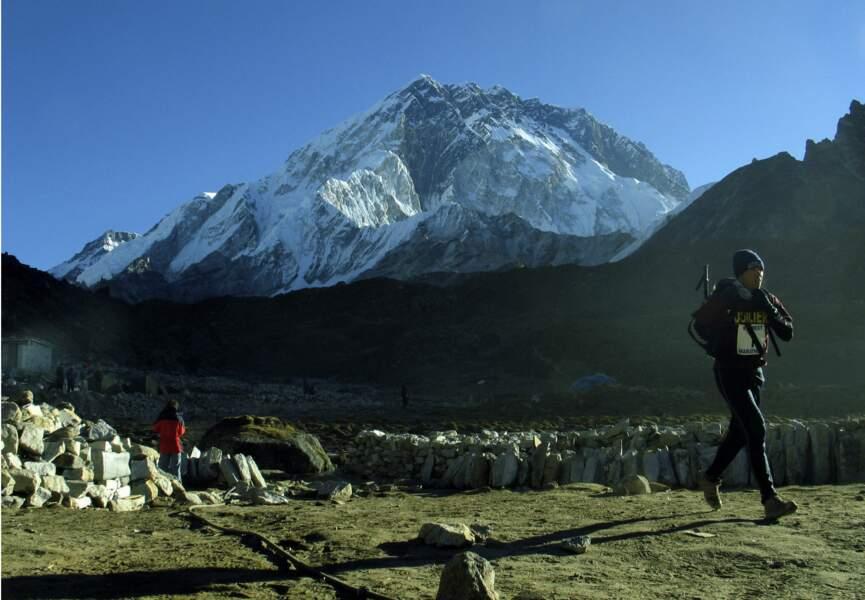 7 – Le marathon de l'Éverest au Népal