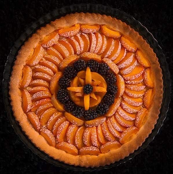 Abricot, mûres