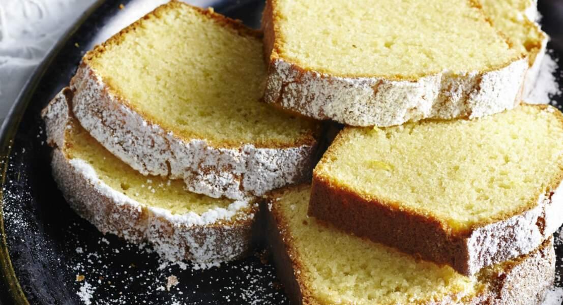 Gâteau au yaourt sans oeufs