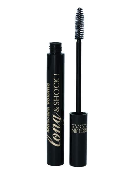 Hydratant : mascara Long & shock Biguine Makeup