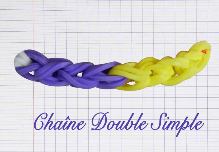 La Chaîne Double Simple