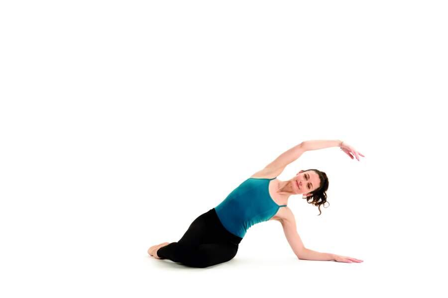 Séance de Pilates express avant d'aller se coucher : Mermaid (suite)