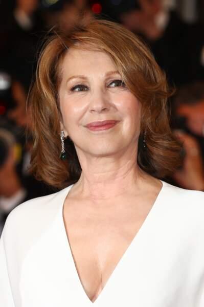 Nathalie Baye, 70 ans