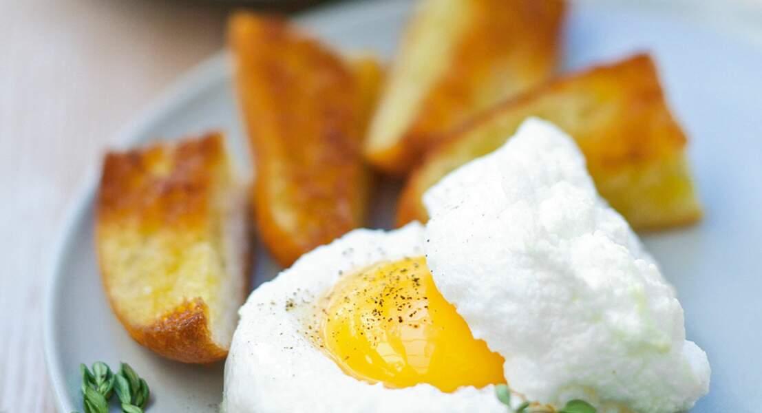Les œufs nuages