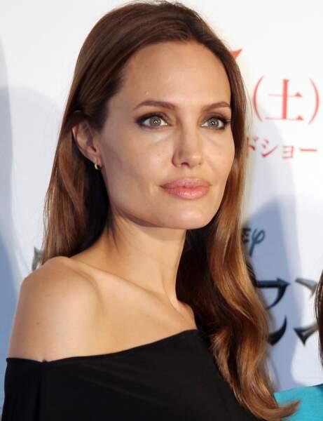 Angelina Jolie après