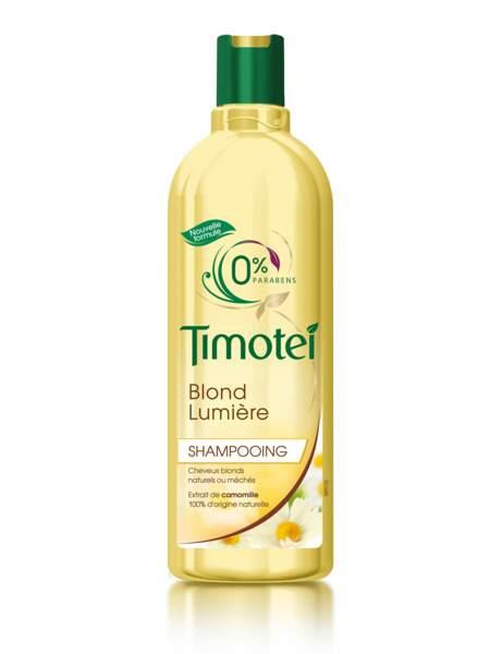 Le shampoing douceur