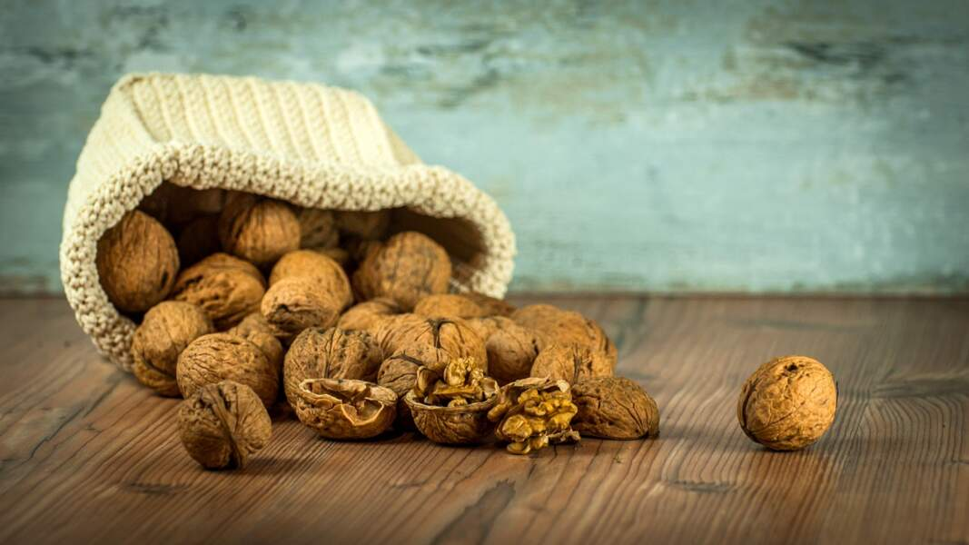 Miser sur les fruits à coque
