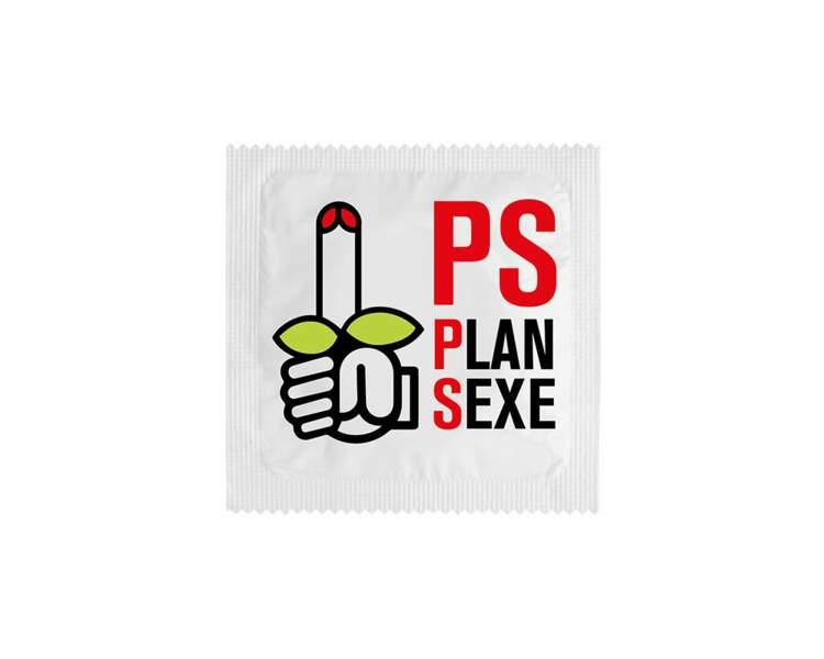 Préservatif spécial Présidentielle : PS Plan Sexe