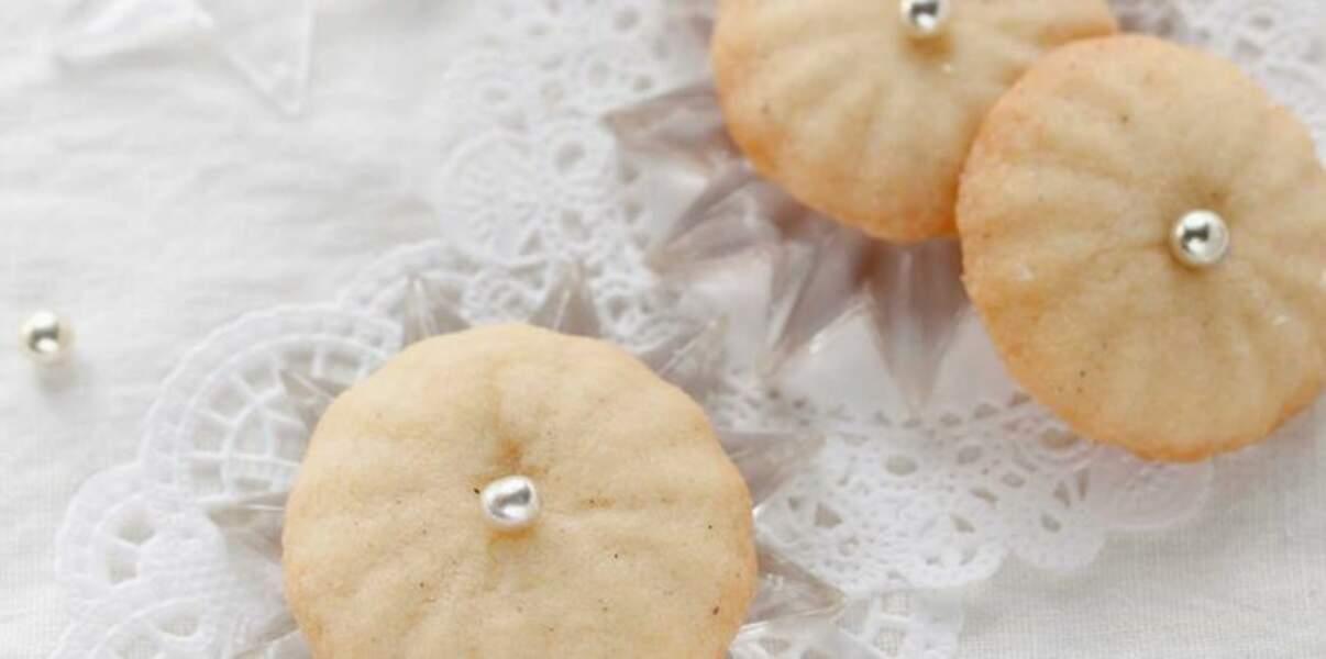 Biscuits façon visitandines