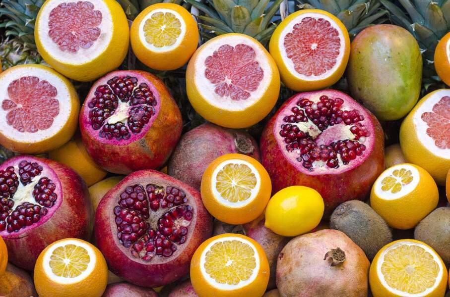 Des fruits à tous les repas