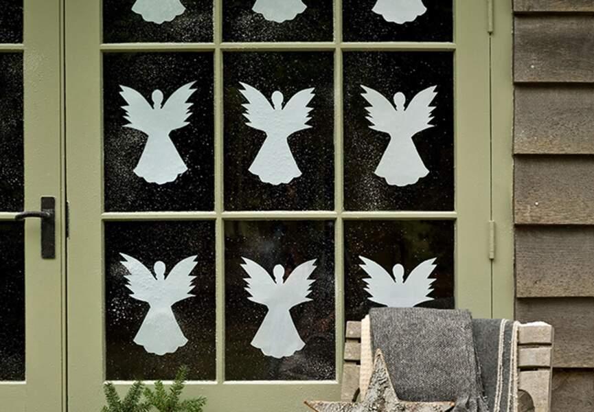 Des anges à la fenêtre