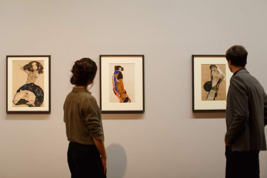 Collection Schiele au Musée Léopold