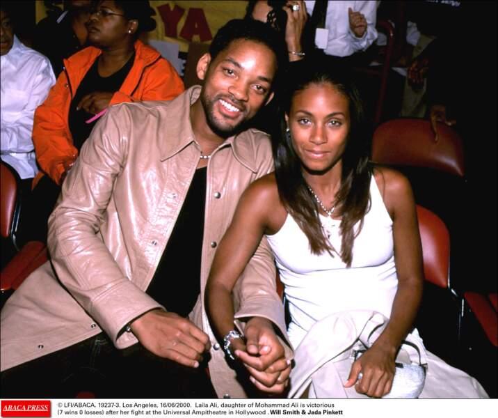 Will Smith et Jada Pinkett...
