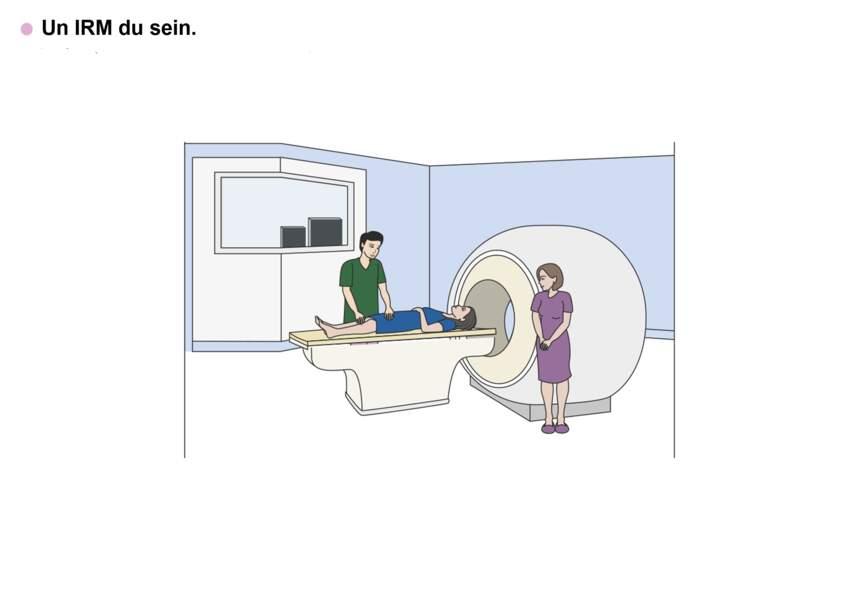 ... et/ou un IRM du sein