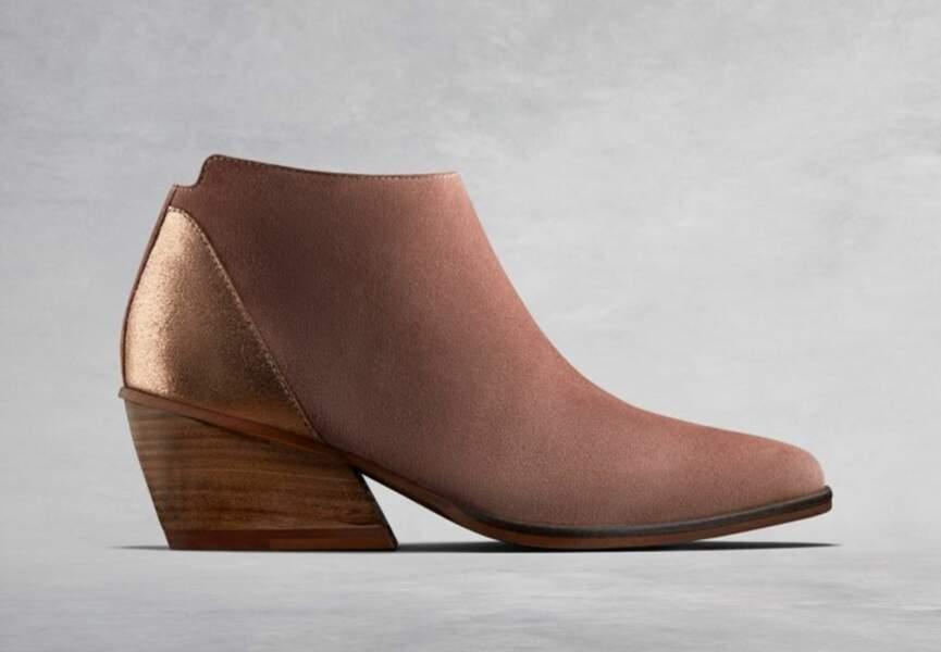 Chaussures confortables : les bottines sur mesure de Duoboots