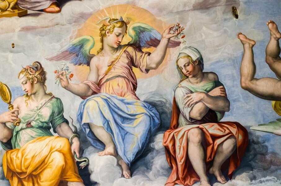 Fresques du dôme de Brunelleschi,Cathédrale Santa Maria del Fiore