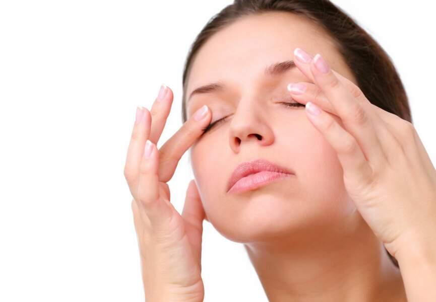 Tonifiez votre contour de l'oeil