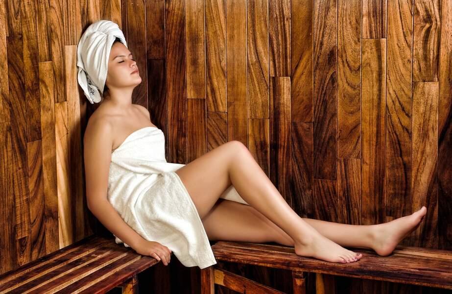 Fréquenter le sauna