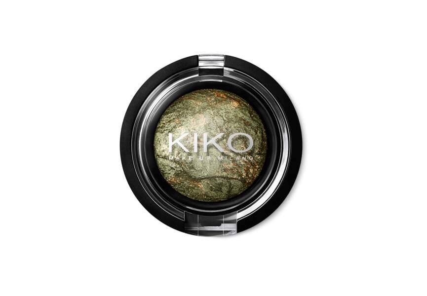 Colour Sphere Eyeshadow Forest Green Melange, Kiko