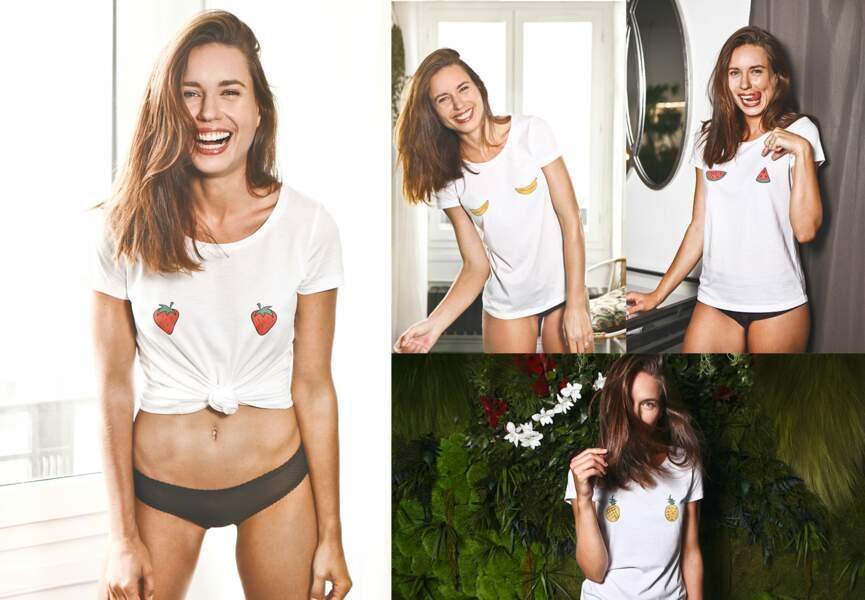 Ma P'tite Culotte : des t-shirt funs à petit prix mais ultra généreux
