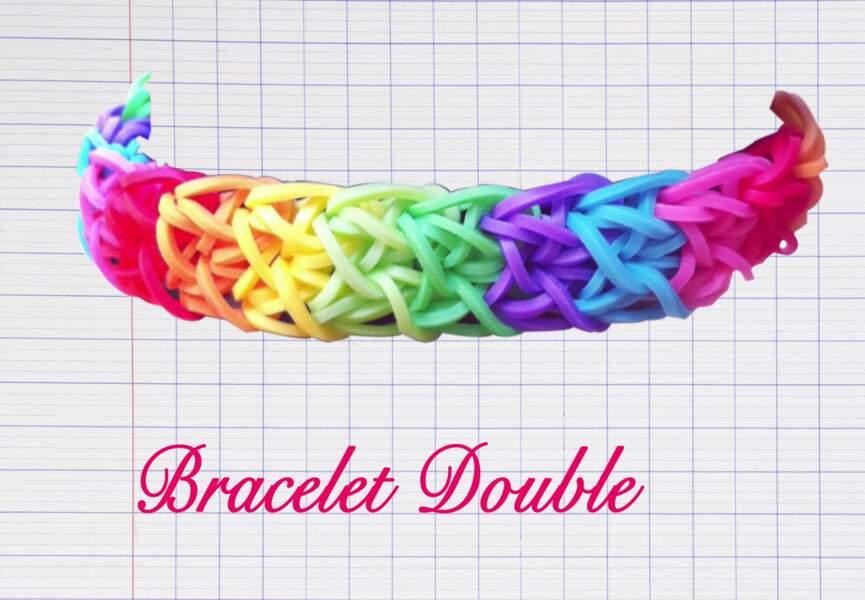 Le bracelet Double