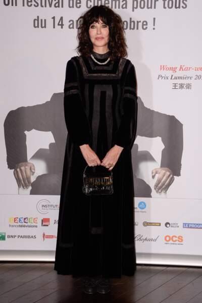 Isabelle Adjani, 63 ans
