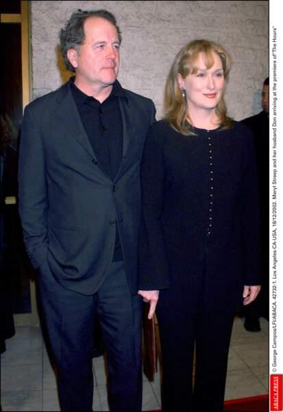 Meryl Streep et Don Gummer...