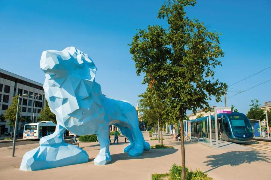 Le Lion de Bordeaux