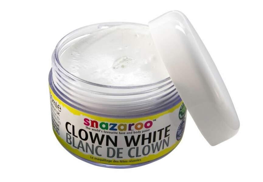 Blanc de clown, Snazaroo