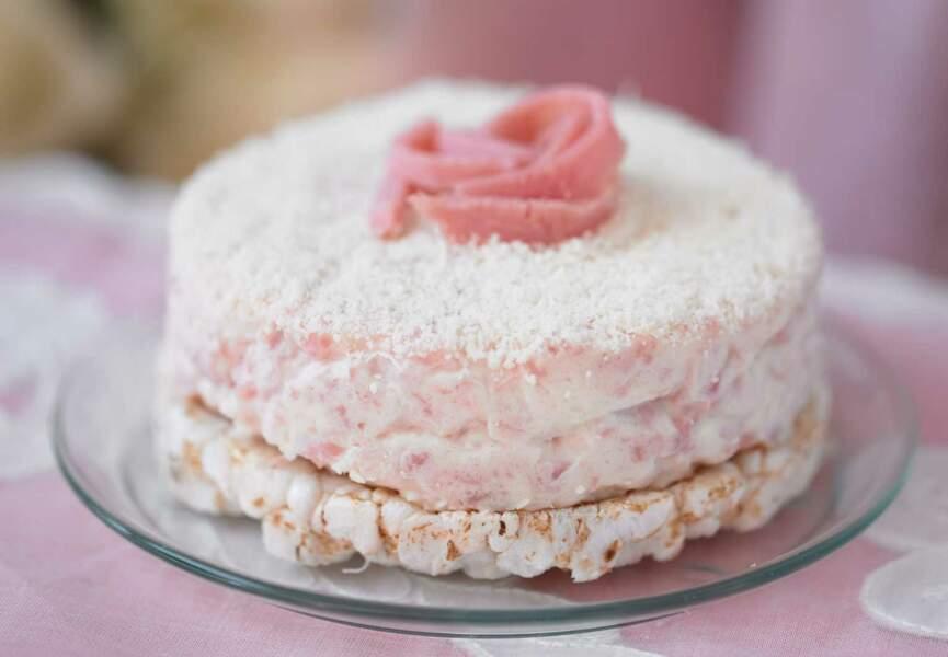 Cheesecake au jambon