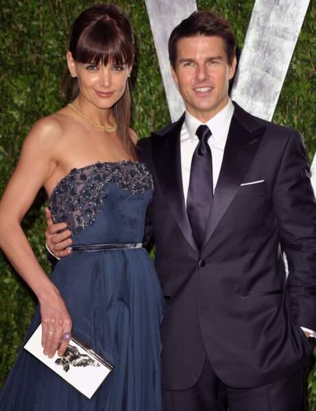 Suri Cruise, la fille de Tom Cruise et Katie Holmes