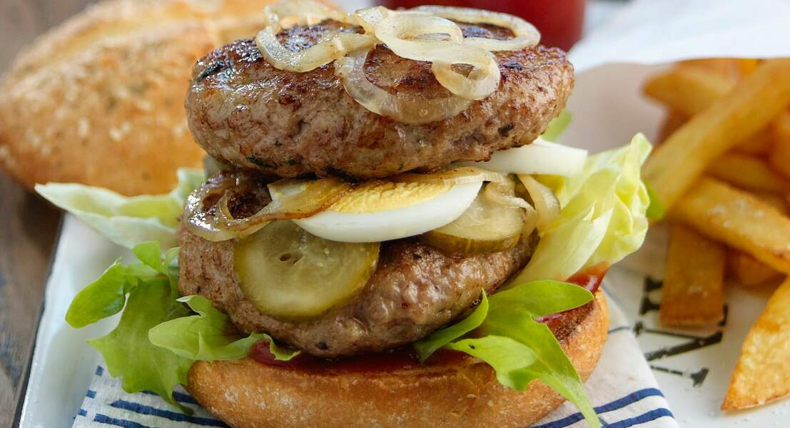 Burger Karadoc