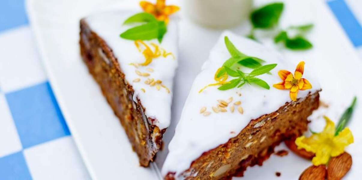 Gâteau de potimarron et épices douces