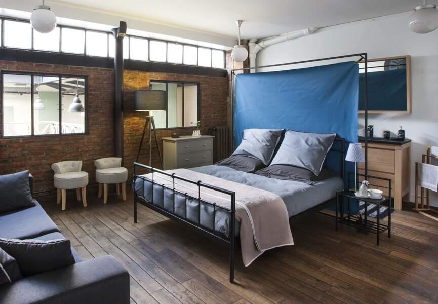 Séparer l'espace avec la tête de lit