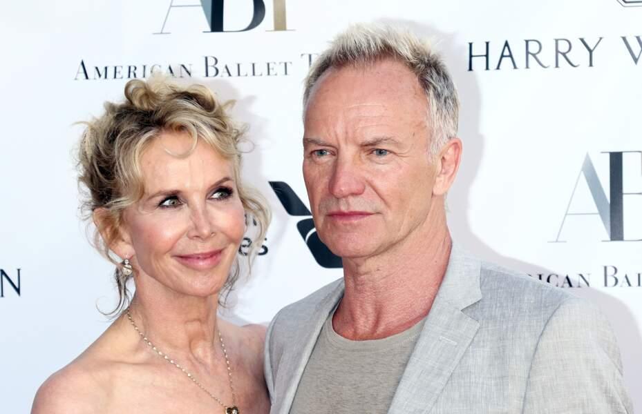 ...sont en couple depuis 1982 et se sont mariés 10 ans plus tard
