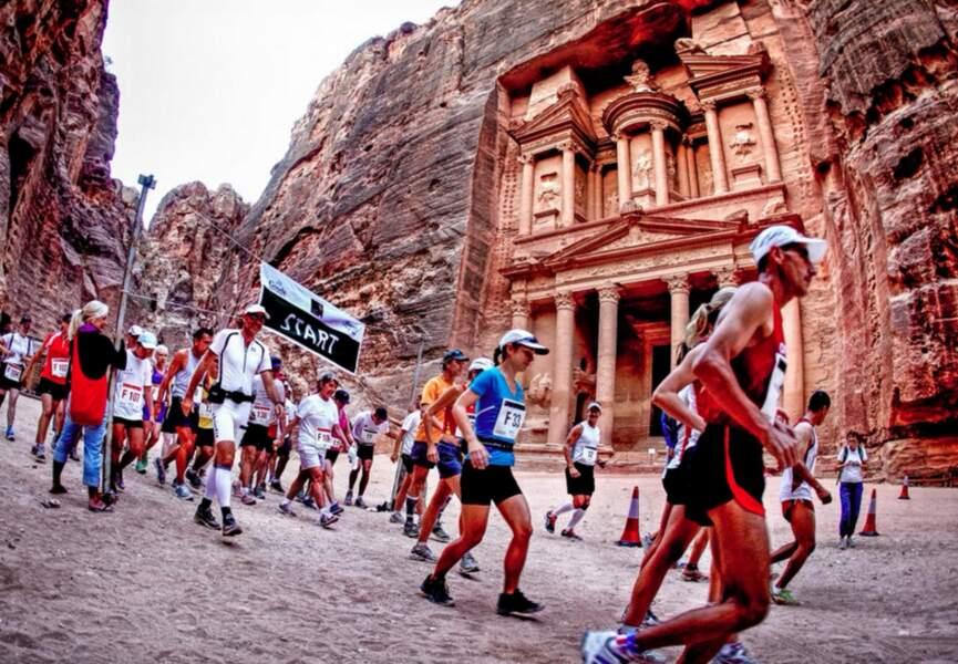 6 – Le marathon du désert à Petra