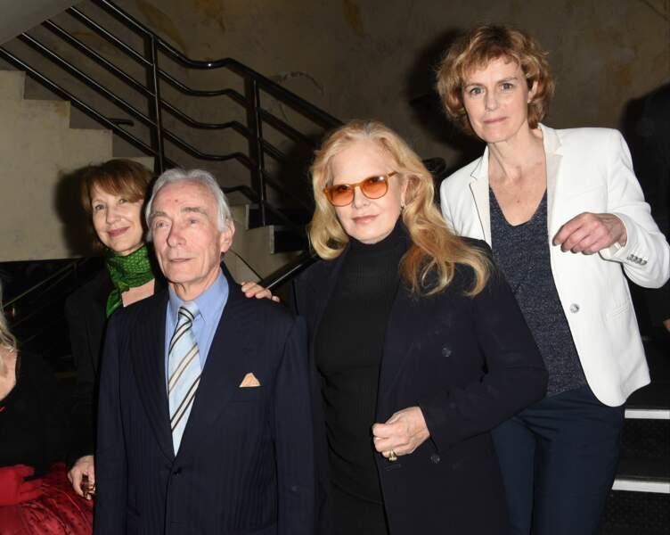 Anne Richard, Nathalie Baye et Sylvie Vartan
