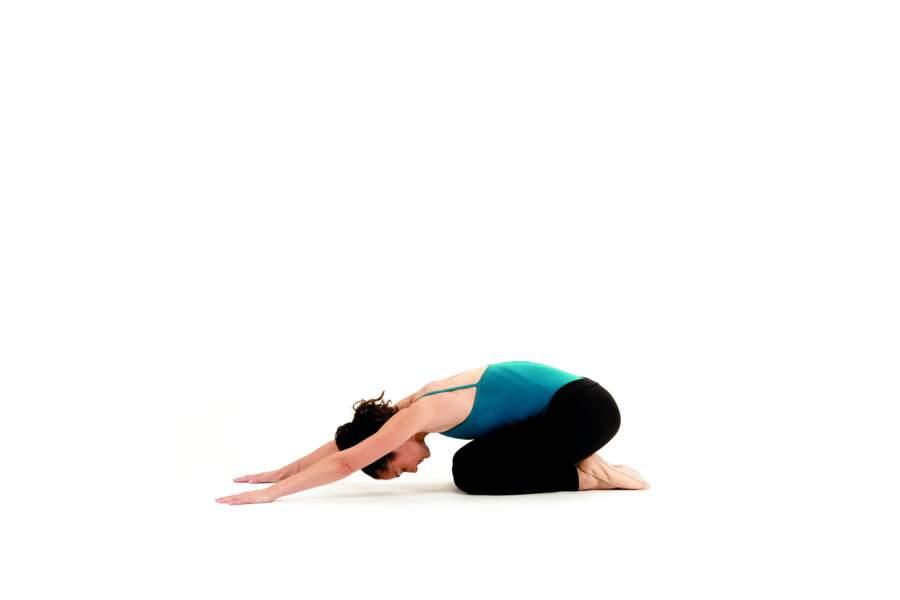 Séance de Pilates express avant d'aller se coucher : Rest position