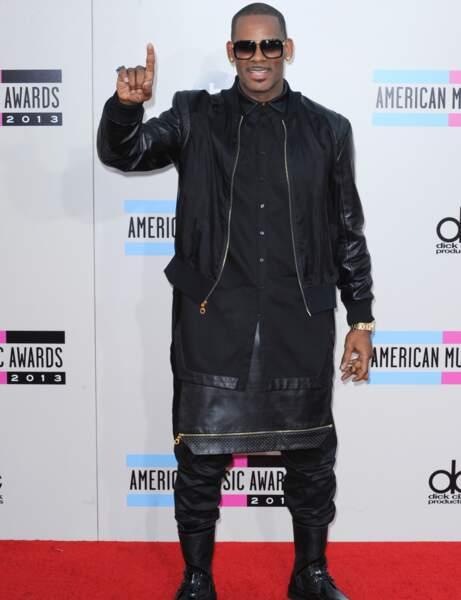 R. Kelly, le chanteur de RnB ne perd en rien sa virilité