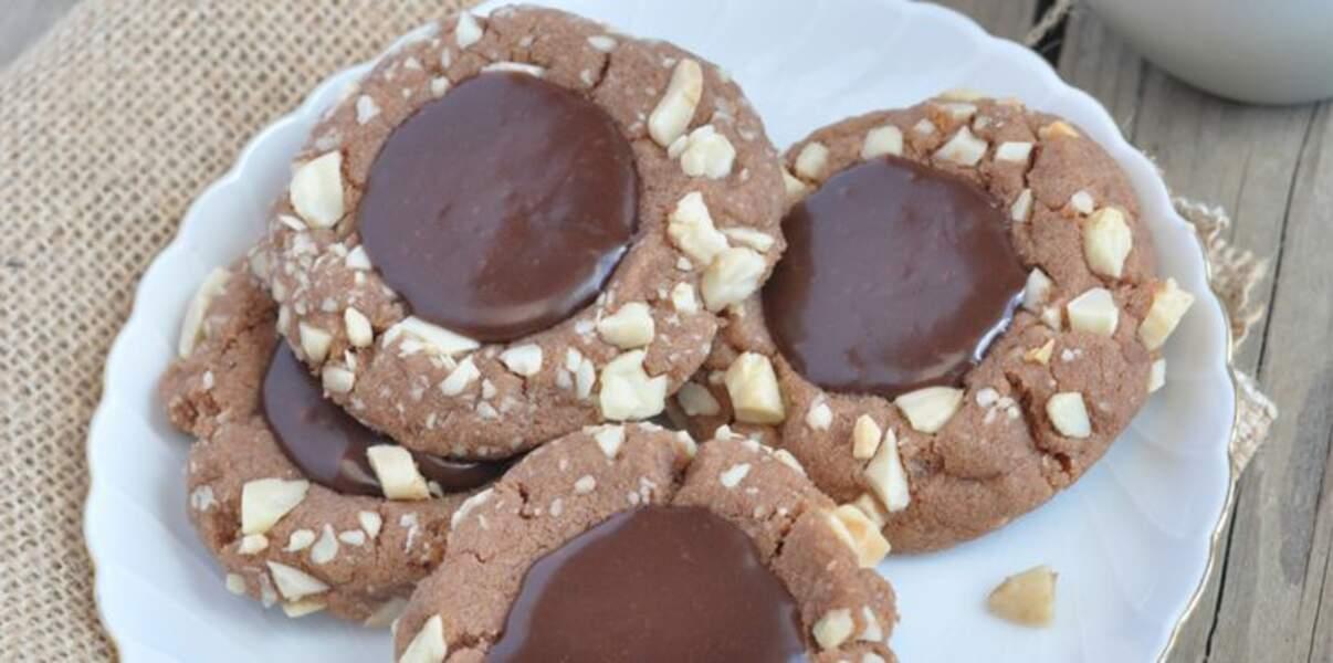 Recette originale de cookies au chocolat