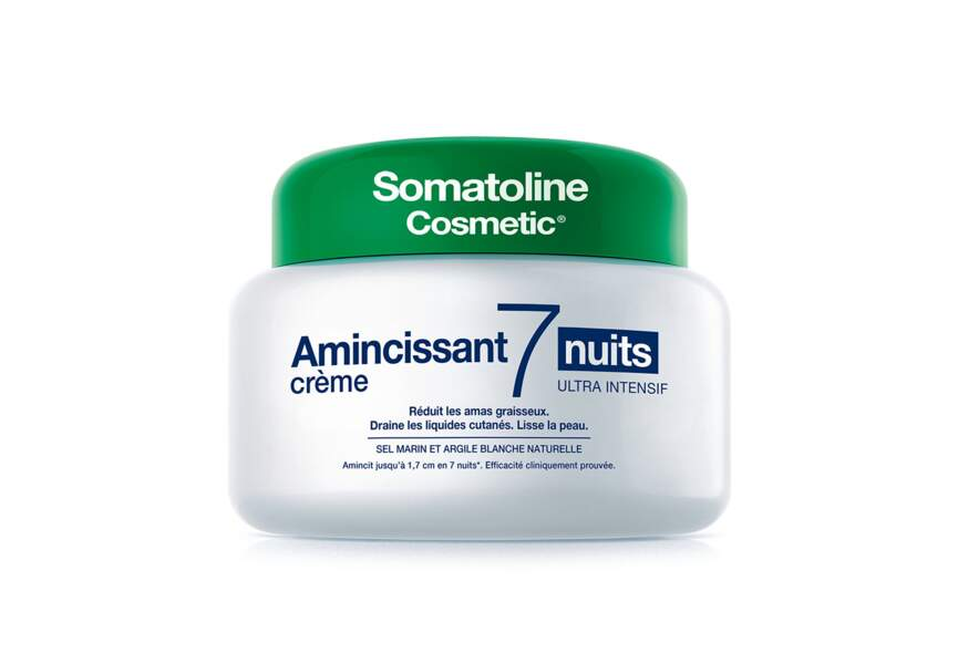 Le soin amincissant Ultra-intensif 7 nuits Somatoline